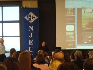 Marc Prensky at NJECC 9/19/08