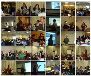 Pictures from the 3/26/09 Google Learning Institute